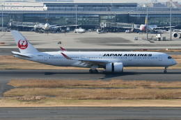 Blue Wingsさんが、羽田空港で撮影した日本航空 A350-941の航空フォト(飛行機 写真・画像)