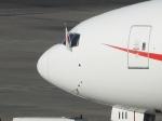チャレンジャーさんが、羽田空港で撮影した航空自衛隊 777-3SB/ERの航空フォト(飛行機 写真・画像)