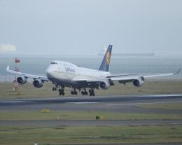 Suzukenさんが、中部国際空港で撮影したルフトハンザドイツ航空 747-430の航空フォト(飛行機 写真・画像)