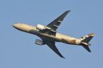 急行羽黒さんが、チェンマイ国際空港で撮影したエティハド航空 777-FFXの航空フォト(飛行機 写真・画像)