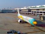 atiiさんが、ドンムアン空港で撮影したノックエア 737-88Lの航空フォト(飛行機 写真・画像)