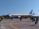 atiiさんが、サコンナコーン空港で撮影したノックエア 737-88Lの航空フォト(飛行機 写真・画像)