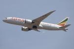 sky-spotterさんが、スワンナプーム国際空港で撮影したエチオピア航空 787-8 Dreamlinerの航空フォト(飛行機 写真・画像)