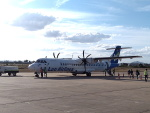 atiiさんが、サワンナケート空港で撮影したラオス国営航空 ATR-72-600の航空フォト(飛行機 写真・画像)