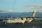 パピヨンさんが、クライストチャーチ国際空港で撮影したエア・ニュージーランド・リンク ATR-72-600の航空フォト(飛行機 写真・画像)