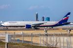 Y__K.さんが、成田国際空港で撮影したアエロフロート・ロシア航空 777-3M0/ERの航空フォト(飛行機 写真・画像)