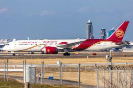 成田国際空港 - Narita International Airport [NRT/RJAA]で撮影された吉祥航空 - Juneyao Airlines [HO/DKH]の航空機写真