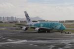 info-skyさんが、ダニエル・K・イノウエ国際空港で撮影した全日空 A380-841の航空フォト(飛行機 写真・画像)
