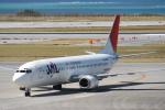 Mr.boneさんが、那覇空港で撮影したJALエクスプレス 737-446の航空フォト(飛行機 写真・画像)