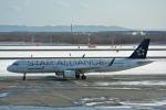 ktaroさんが、新千歳空港で撮影したエバー航空 A321-211の航空フォト(飛行機 写真・画像)