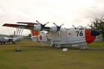 ちゃぽんさんが、鹿屋航空基地で撮影した海上自衛隊 US-1Aの航空フォト(飛行機 写真・画像)