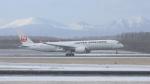 T-ORIさんが、新千歳空港で撮影した日本航空 A350-941XWBの航空フォト(飛行機 写真・画像)