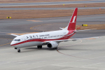 yabyanさんが、中部国際空港で撮影した上海航空 737-86Nの航空フォト(飛行機 写真・画像)