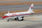 yabyanさんが、中部国際空港で撮影した中国東方航空 A319-133の航空フォト(飛行機 写真・画像)