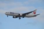 E-75さんが、函館空港で撮影した日本航空 767-346の航空フォト(飛行機 写真・画像)