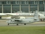 worldstar777さんが、シンガポール・チャンギ国際空港で撮影したシンガポール空軍 50 UTAの航空フォト(飛行機 写真・画像)