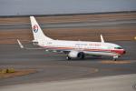 turenoアカクロさんが、中部国際空港で撮影した中国東方航空 737-89Pの航空フォト(飛行機 写真・画像)