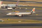 Koenig117さんが、シドニー国際空港で撮影したジェットスター A321-231の航空フォト(飛行機 写真・画像)