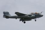 Mr.boneさんが、普天間飛行場で撮影したアメリカ海兵隊 EA-6B Prowler (G-128)の航空フォト(飛行機 写真・画像)