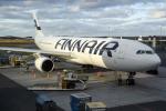 panchiさんが、ヘルシンキ空港で撮影したフィンエアー A330-302Xの航空フォト(飛行機 写真・画像)