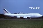 tassさんが、成田国際空港で撮影したエールフランス航空 747-428の航空フォト(飛行機 写真・画像)