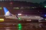 こうきさんが、成田国際空港で撮影したユナイテッド航空 737-724の航空フォト(飛行機 写真・画像)