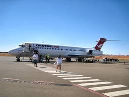 jk3yhgさんが、エアーズロック コネラン空港で撮影したコブハム 717-231の航空フォト(飛行機 写真・画像)