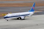 yabyanさんが、中部国際空港で撮影した中国南方航空 737-81Bの航空フォト(飛行機 写真・画像)