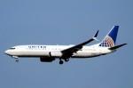 キットカットさんが、成田国際空港で撮影したユナイテッド航空 737-824の航空フォト(飛行機 写真・画像)