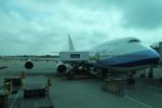 ANA744Foreverさんが、台湾桃園国際空港で撮影したチャイナエアライン 747-409の航空フォト(飛行機 写真・画像)