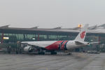 jjieさんが、北京首都国際空港で撮影した中国国際航空 777-39L/ERの航空フォト(飛行機 写真・画像)