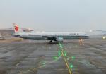 jjieさんが、北京首都国際空港で撮影した中国国際航空 A321-213の航空フォト(飛行機 写真・画像)