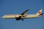 JA8037さんが、成田国際空港で撮影したエア・カナダ 787-9の航空フォト(飛行機 写真・画像)
