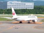 むらさめさんが、新千歳空港で撮影した日本航空 767-346/ERの航空フォト(飛行機 写真・画像)
