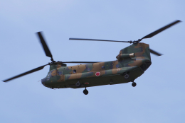 yabyanさんが、中部国際空港で撮影した陸上自衛隊 CH-47Jの航空フォト(飛行機 写真・画像)