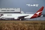 tassさんが、成田国際空港で撮影したカンタス航空 767-238/ERの航空フォト(飛行機 写真・画像)