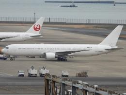 チャレンジャーさんが、羽田空港で撮影したユニカル・アヴィエーション 767-300の航空フォト(飛行機 写真・画像)