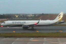 Hariboさんが、台湾桃園国際空港で撮影したスターラックス・エアラインズ A321-252NXの航空フォト(飛行機 写真・画像)