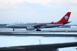 北の熊さんが、新千歳空港で撮影した四川航空 A330-243の航空フォト(飛行機 写真・画像)