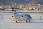Tomochanさんが、函館空港で撮影したウィルミントン・トラスト・カンパニー HA-420の航空フォト(飛行機 写真・画像)