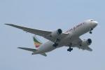 GNPさんが、スワンナプーム国際空港で撮影したエチオピア航空 787-8 Dreamlinerの航空フォト(飛行機 写真・画像)