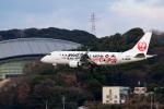 チーフさんが、福岡空港で撮影したジェイ・エア ERJ-170-100 (ERJ-170STD)の航空フォト(飛行機 写真・画像)