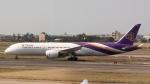 coolinsjpさんが、台湾桃園国際空港で撮影したタイ国際航空 787-9の航空フォト(飛行機 写真・画像)