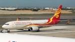 coolinsjpさんが、台湾桃園国際空港で撮影した海南航空 737-86Nの航空フォト(飛行機 写真・画像)