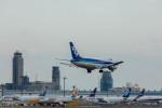 BENKIMAN-ENLさんが、成田国際空港で撮影したANAウイングス 737-54Kの航空フォト(飛行機 写真・画像)