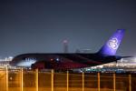 BENKIMAN-ENLさんが、成田国際空港で撮影したタイ国際航空 A380-841の航空フォト(飛行機 写真・画像)
