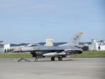 hrjさんが、横田基地で撮影したアメリカ空軍 F-16CM-40-CF Fighting Falconの航空フォト(飛行機 写真・画像)