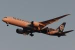 木人さんが、成田国際空港で撮影したニュージーランド航空 787-9の航空フォト(飛行機 写真・画像)