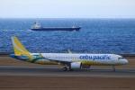 Wasawasa-isaoさんが、中部国際空港で撮影したセブパシフィック航空 A321-271NXの航空フォト(飛行機 写真・画像)