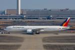 ぱん_くまさんが、羽田空港で撮影したフィリピン航空 777-36N/ERの航空フォト(飛行機 写真・画像)